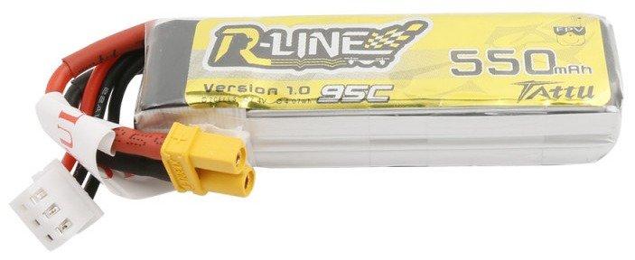 Tattu R-Line 550mAh 7.4V 95C